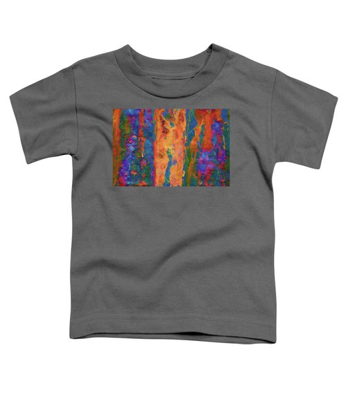 Color Abstraction Lxvi Toddler T-Shirt
