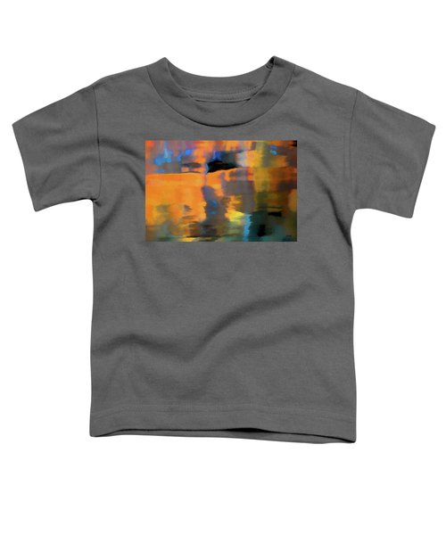 Color Abstraction Lxxii Toddler T-Shirt