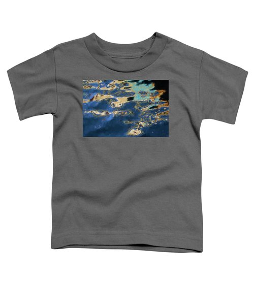 Color Abstraction Xxxvii - Painterly Toddler T-Shirt