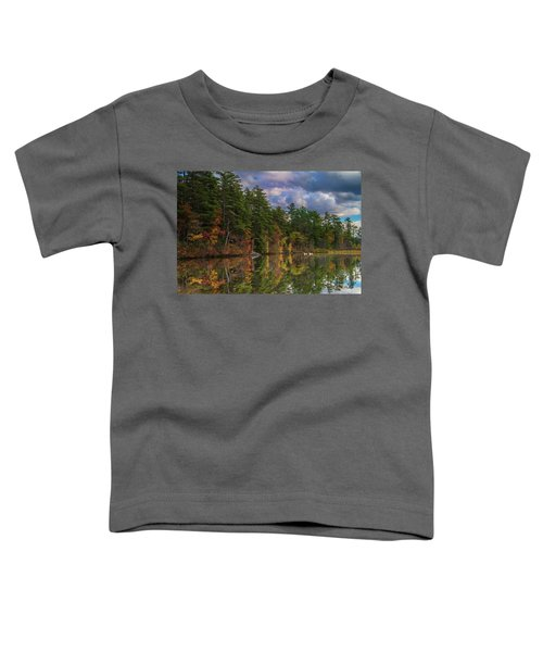 Color At Songo Pond Toddler T-Shirt