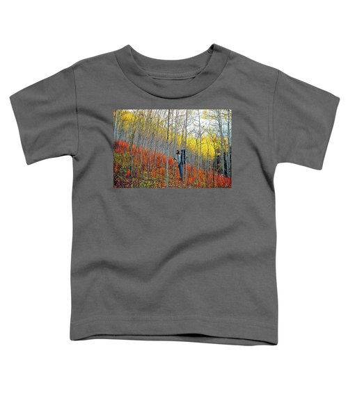 Color Fall Toddler T-Shirt