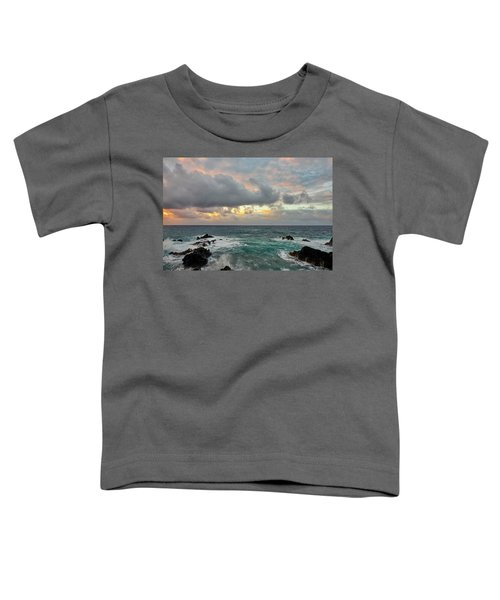 Color In Maui Toddler T-Shirt