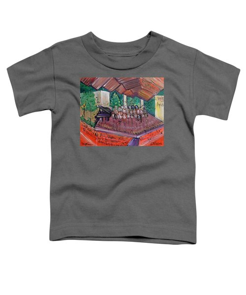 Colorado Childrens Chorale Toddler T-Shirt