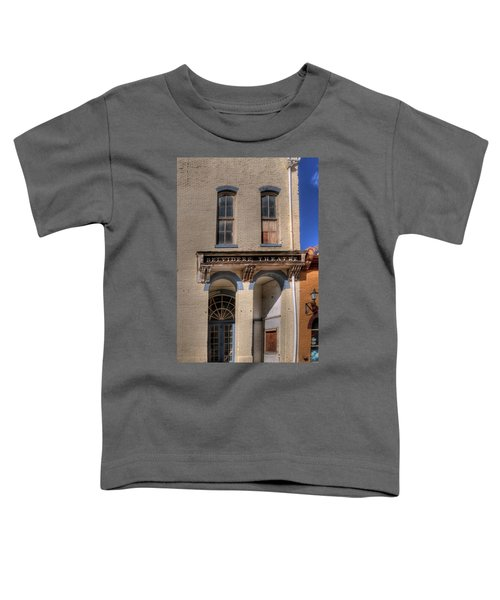 Belvidere Theatre Toddler T-Shirt