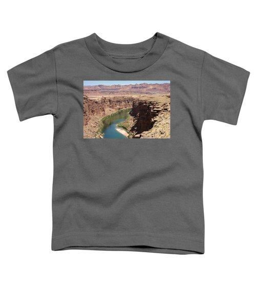 Colorado Red Toddler T-Shirt