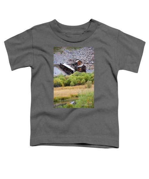 Colorado Silver Mine  Toddler T-Shirt