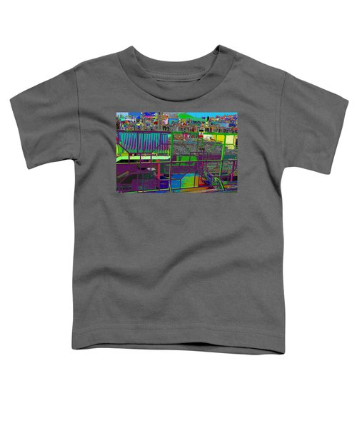 colorfication of Chinatown  Toddler T-Shirt