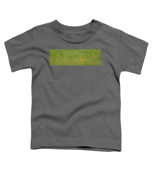 Colorful Field Toddler T-Shirt