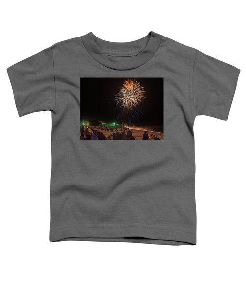 Toddler T-Shirt featuring the photograph Colorful Kewaunee, Fourth by Bill Pevlor