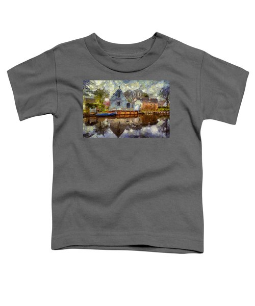 Colorful Serenity Toddler T-Shirt