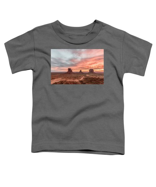 Colors In Monument Toddler T-Shirt
