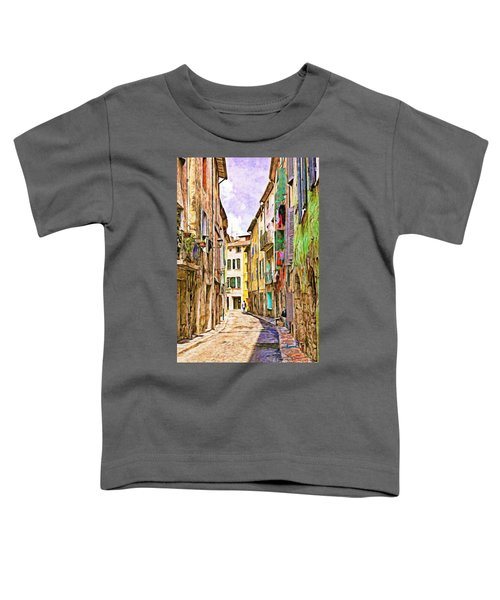 Colors Of Provence, France Toddler T-Shirt