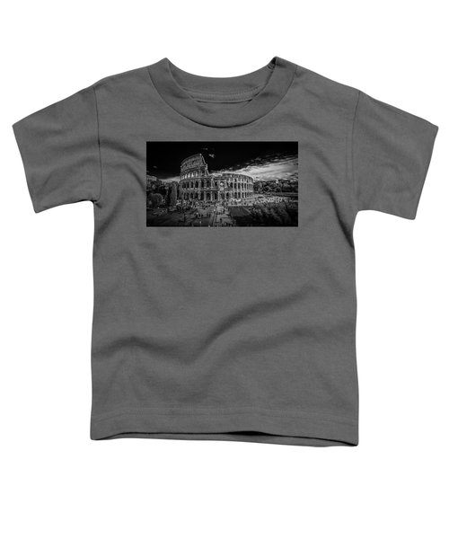 Colosseum Toddler T-Shirt
