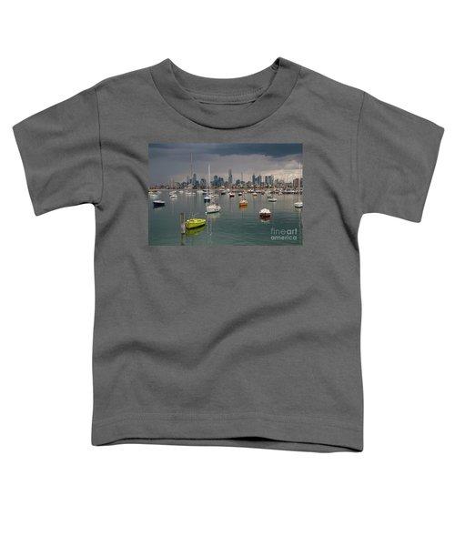 Colour Of Melbourne 2 Toddler T-Shirt