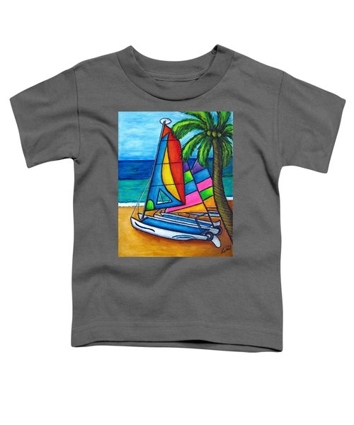 Colourful Hobby Toddler T-Shirt