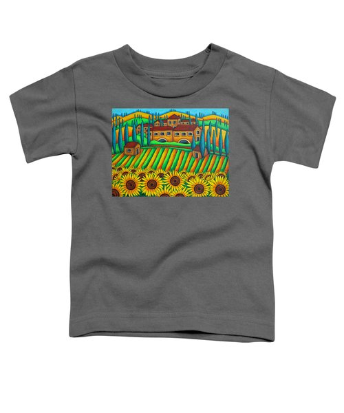 Colours Of Tuscany Toddler T-Shirt