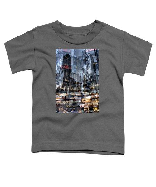 Columbus Circle Collage 1 Toddler T-Shirt