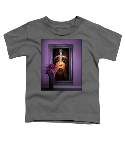 Come With Me, If You Dare Toddler T-Shirt