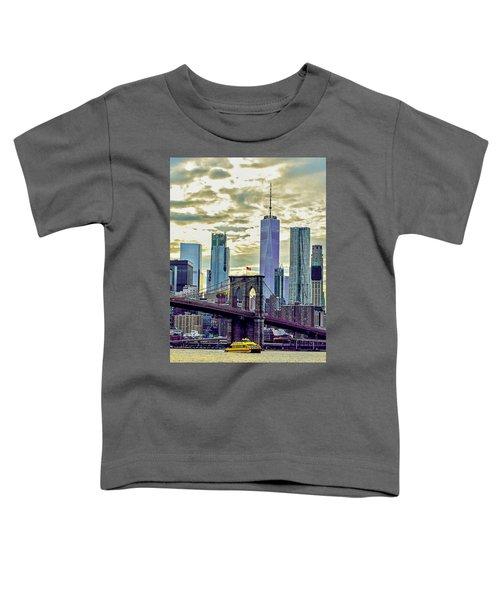 Commuting Toddler T-Shirt