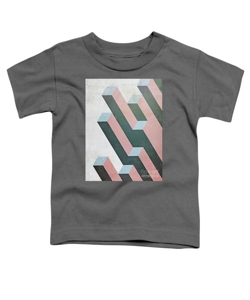 Complex Geometry Toddler T-Shirt