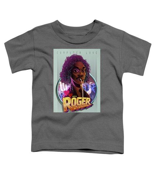Computer Love Toddler T-Shirt
