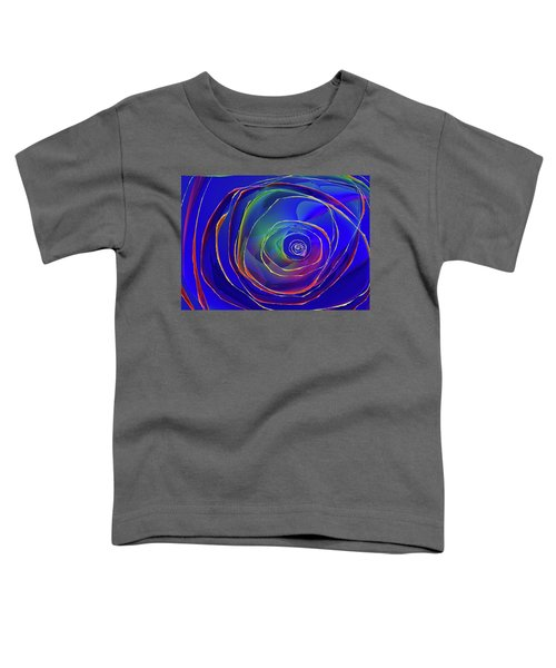 Concentric Toddler T-Shirt