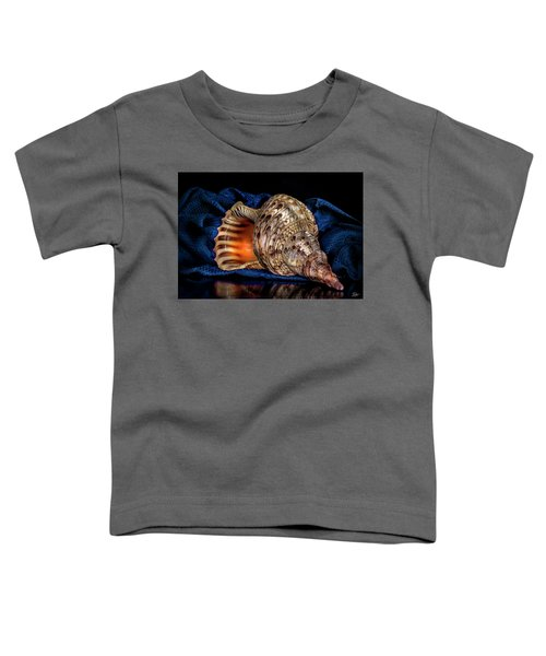 Conch Shell Toddler T-Shirt