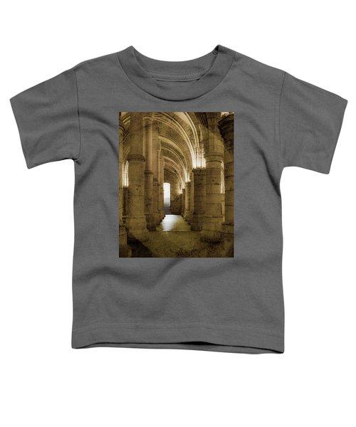 Paris, France - Conciergerie - Exit Toddler T-Shirt