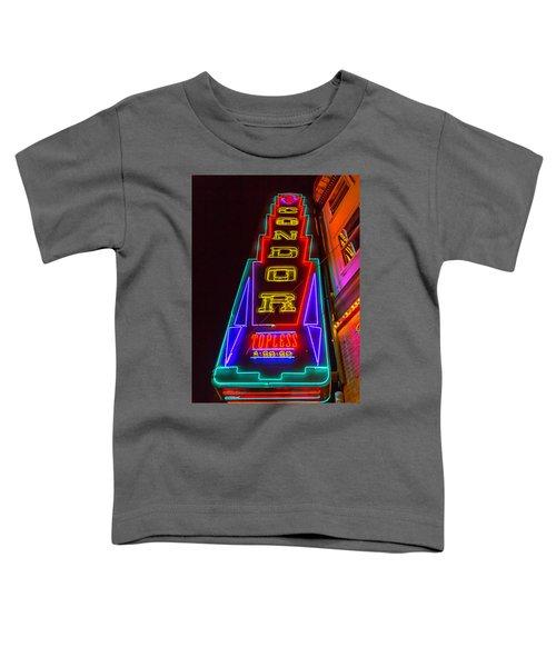 Condor Neon Toddler T-Shirt