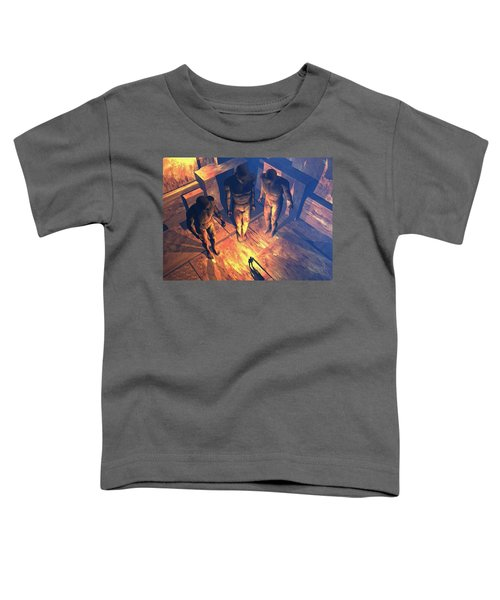 Confronted By Malignant Forces Toddler T-Shirt