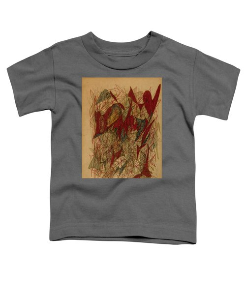 Conglomerate Synthesis  Toddler T-Shirt