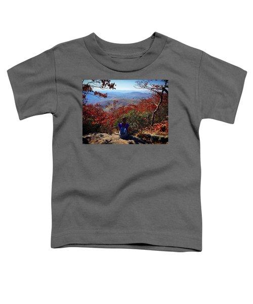 Contemplate Toddler T-Shirt