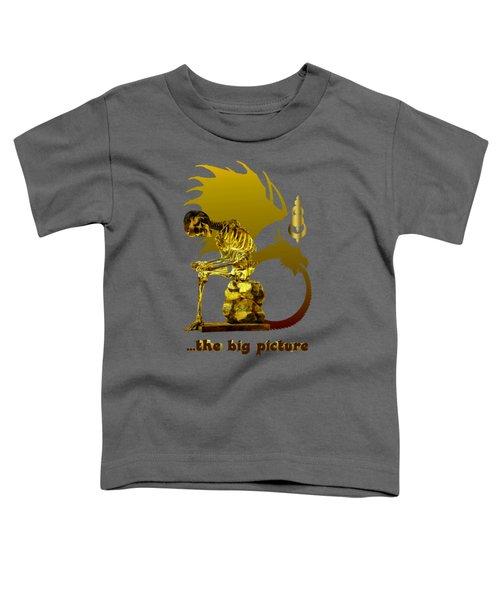 Contemplating Mortality Toddler T-Shirt
