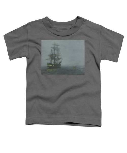 Contemplation Of Power Toddler T-Shirt