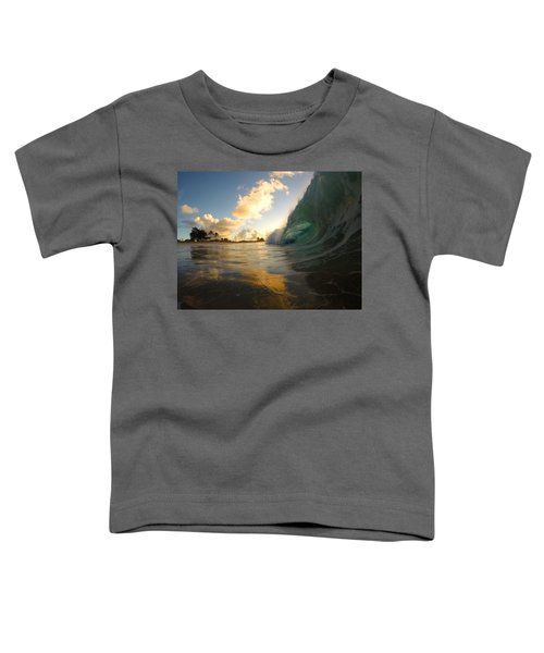 Contrasting Forces Toddler T-Shirt
