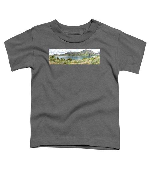 Convict Lake Toddler T-Shirt