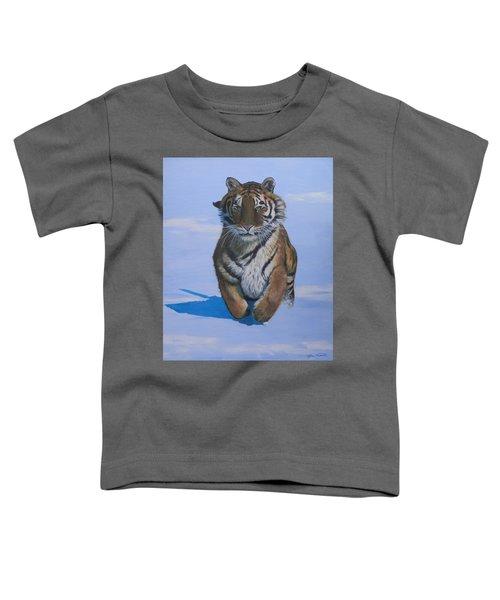 Cool Cat Toddler T-Shirt
