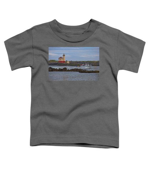 Coquille River Light Toddler T-Shirt