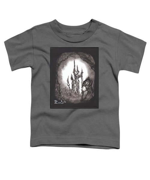 Coral Castle Toddler T-Shirt