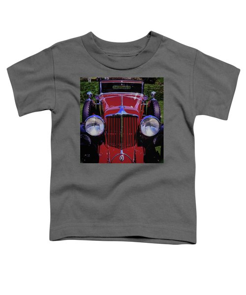 Cord Coupe Toddler T-Shirt