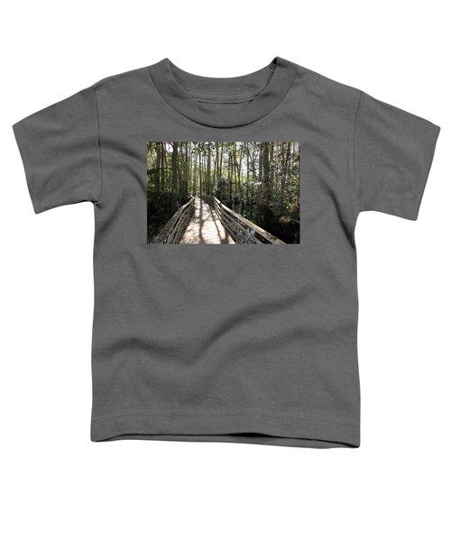 Corkscrew Swamp 697 Toddler T-Shirt
