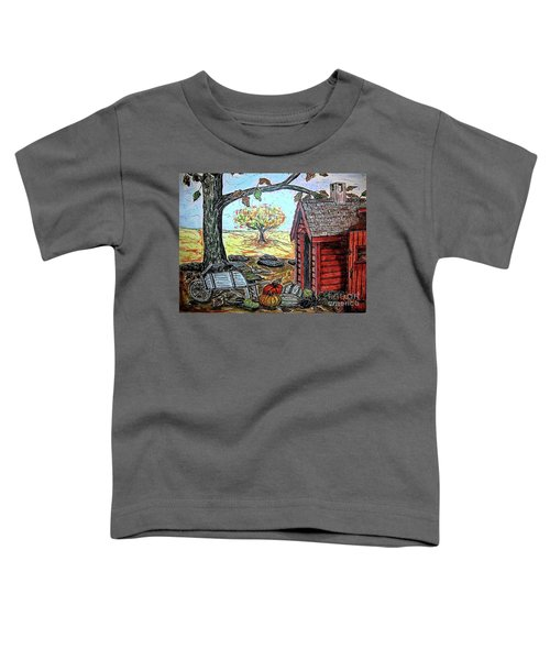 Cornucopia Toddler T-Shirt