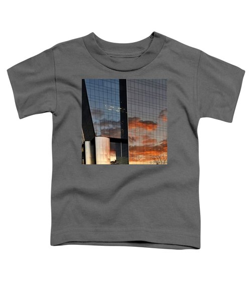 #corporative #architecture At Dusk Toddler T-Shirt