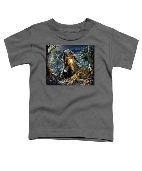 Corpse Taker Toddler T-Shirt