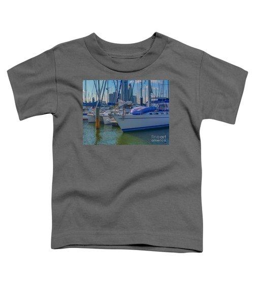 Corpus Christi Marina Toddler T-Shirt