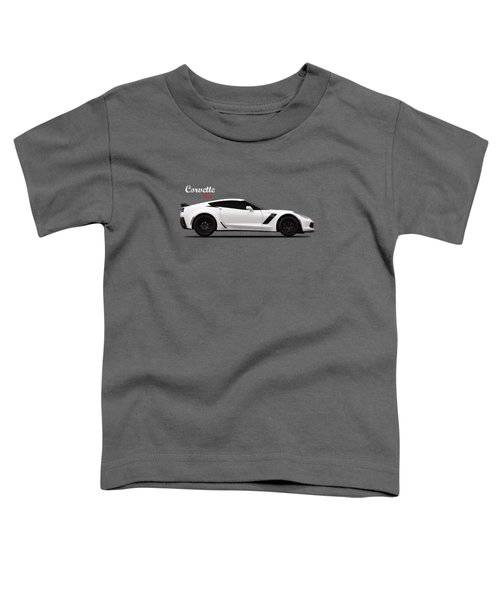 Corvette Z06 Toddler T-Shirt