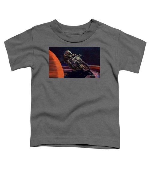 Cosmic Cafe Racer Toddler T-Shirt