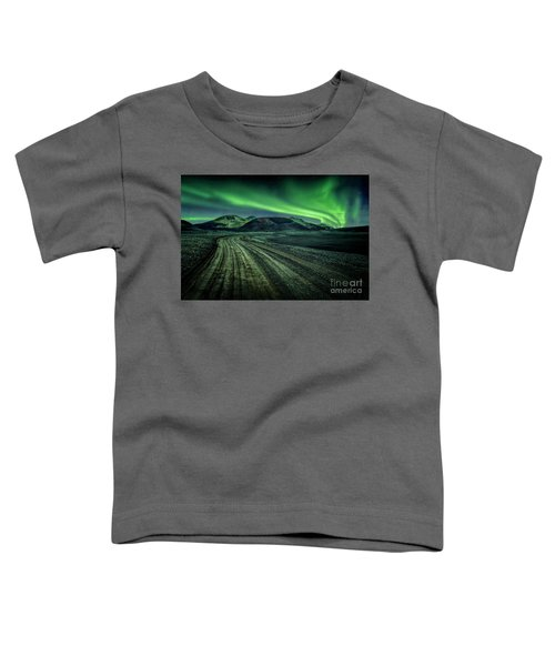 Cosmic Journey Toddler T-Shirt