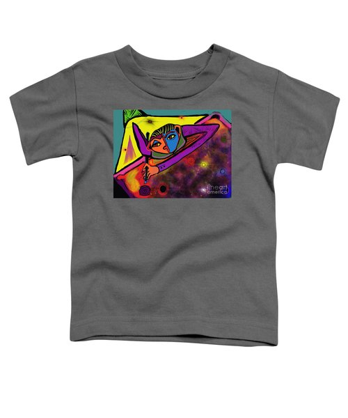 Cosmic Pool Toddler T-Shirt