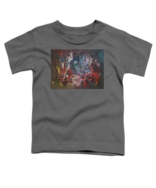 Cosmic Web Toddler T-Shirt